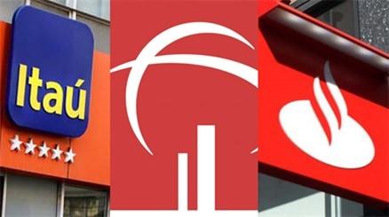 Santander, Itaú e Bradesco se digitalizam e lucram mais