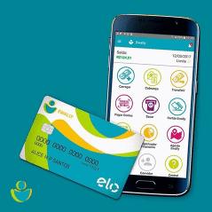 Como funciona o cartão e conta corrente Ewally?