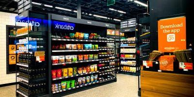 Como funciona o supermercado Amazon?