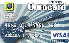 Como funciona o cartão OuroCard pré-pago?