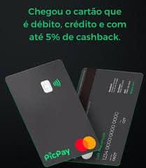 Cartão de Débito PicPay
