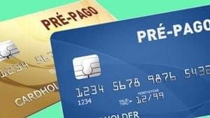 cartão pré pago