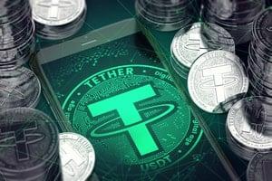 Tether moeda digital