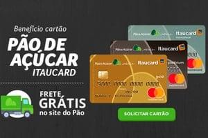 cartão Pão de Açúcar