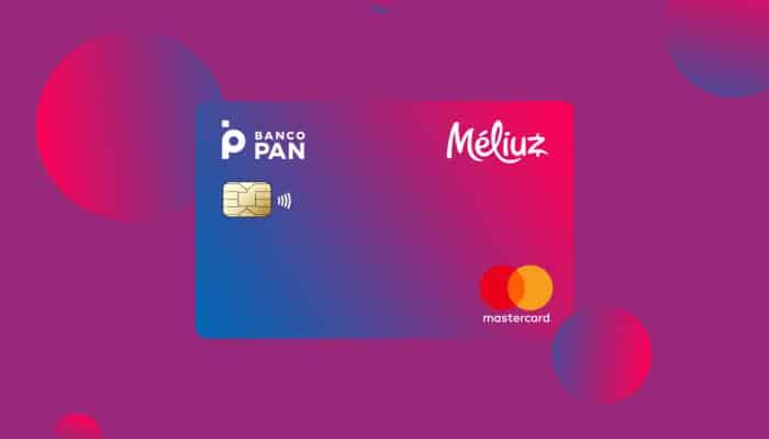 Cartão Pan Méliuz