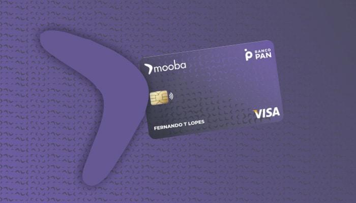 Cartão Pan Mooba