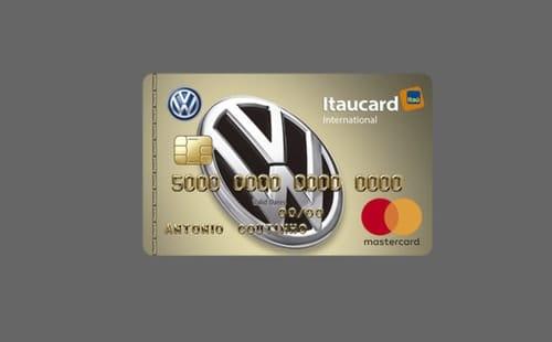 Cartão Volkswagen