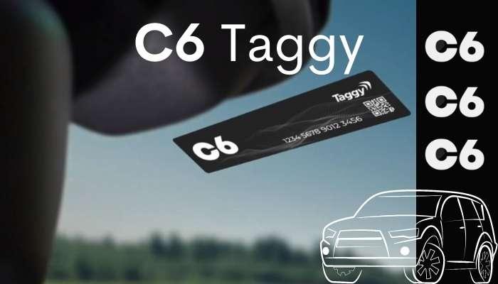 C6 Taggy é a maneira de não enfrentar mais fila em pedágios