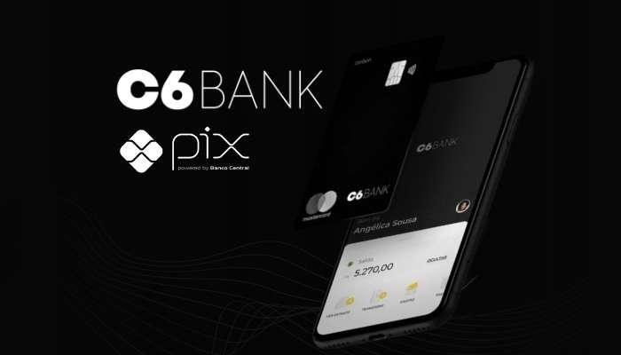 Pix no C6 Bank é gratuito para pessoas jurídicas também