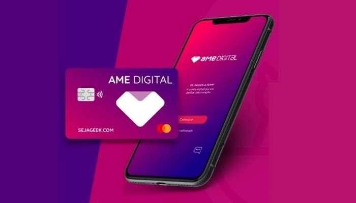 Cartão de Crédito Ame