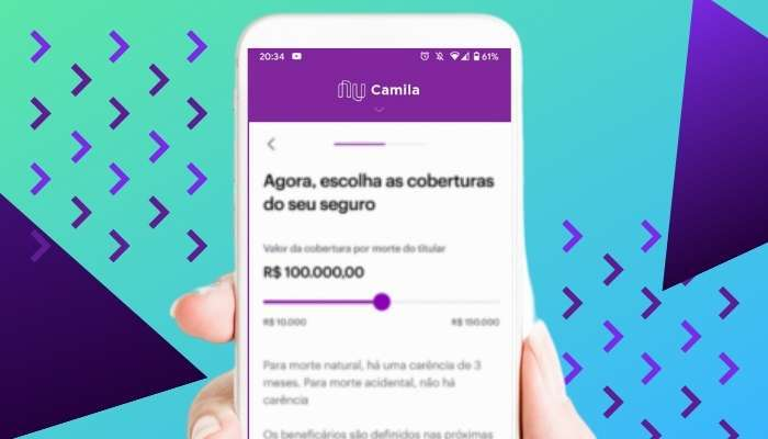 Seguro de vida do Nubank