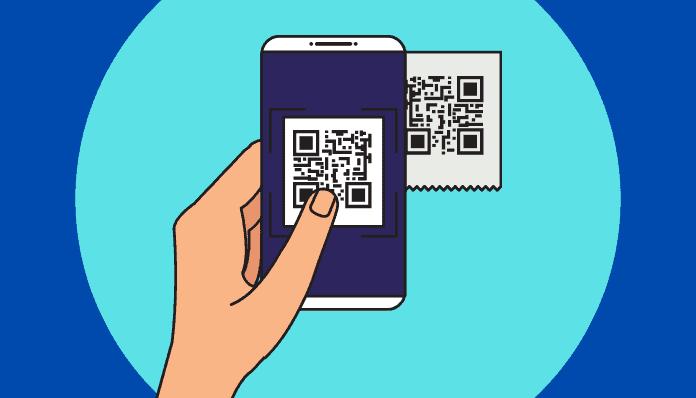QR Code com data futura