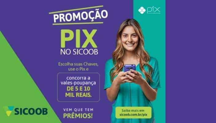 Pix no Sicoob