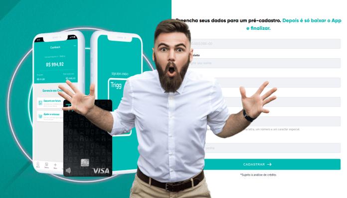 Trigg vai lançar conta digital com cashback