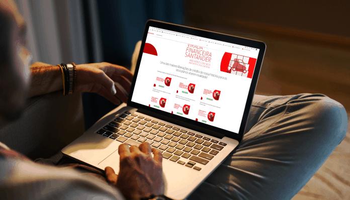 Virada Financeira do Santander oferece dicas e solução para orçamento