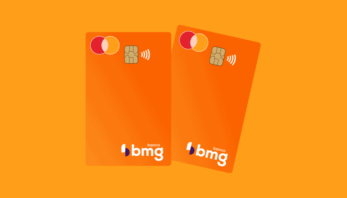 BMG Card Mastercard: consignado com juros baixos - Imagem: Reprodução/ Internet.