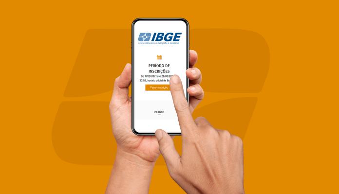 IBGE abre concurso para Censo 2021 com vagas em todo o país