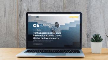 C6 Bank lança conta internacional de investimentos