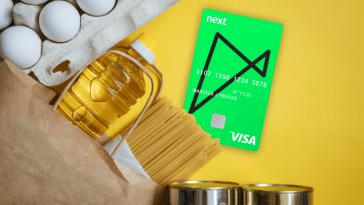 Next faz integração com Visa para doações