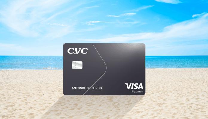 Cartão de crédito CVC
