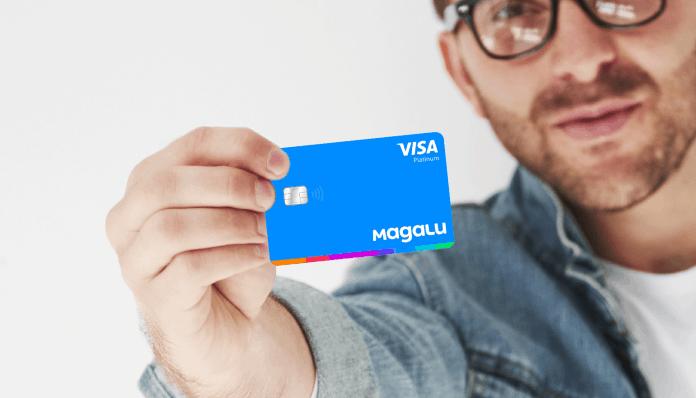 Como solicitar o cartão Magalu